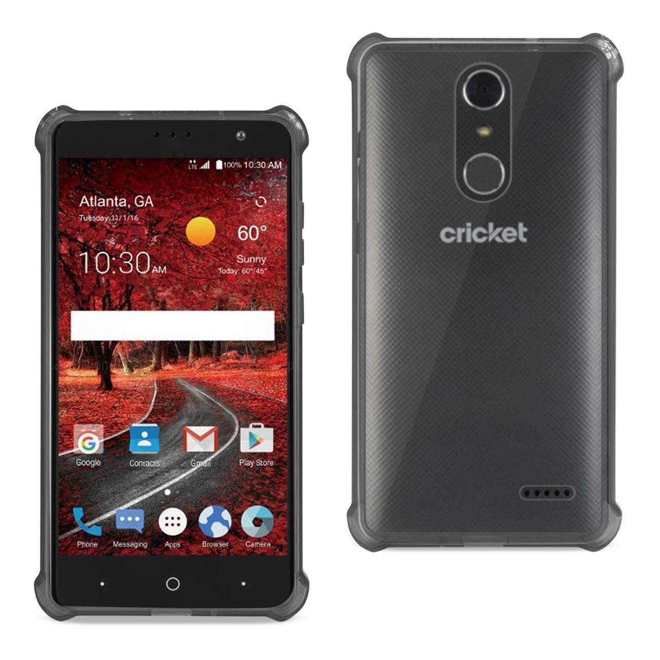 REIKO ZTE GRAND X4 BUMPER CASE WITH AIR CUSHION PROTECTION
