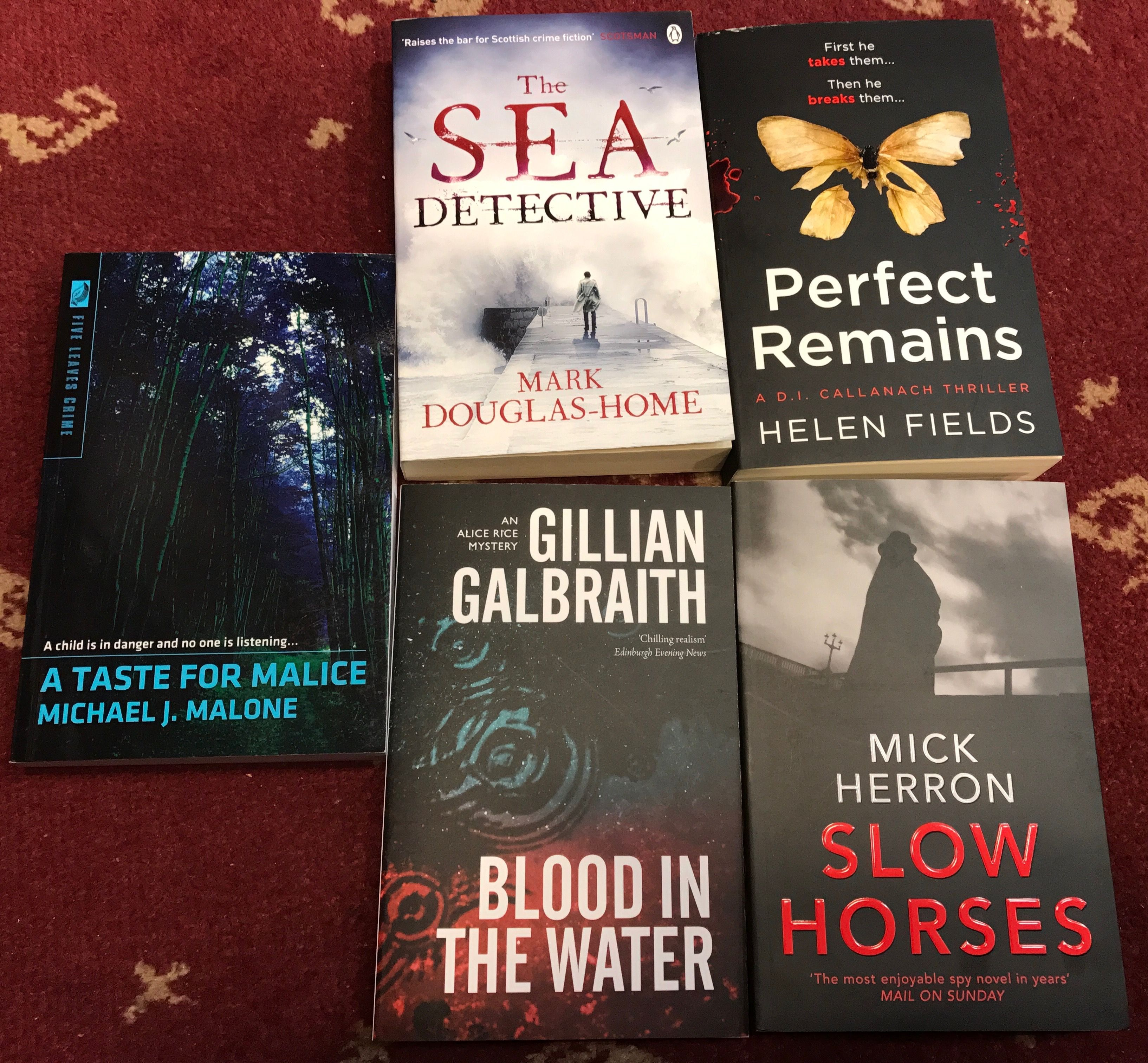 Recommended By Waterstones Stirling Scottish Authors 2017 Scottish Authors Spy Novels Thriller