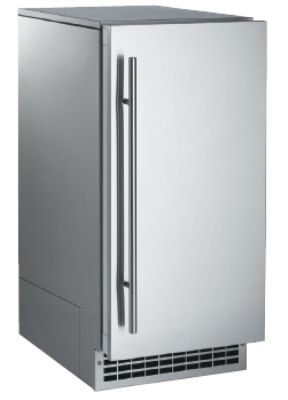 Scotsman Scn60ga1ss 14 7 8 W Nugget Undercounter Ice Maker 85 Lbs Day Air Cooled Nugget Ice Maker Ice Machine Undercounter Ice Makers