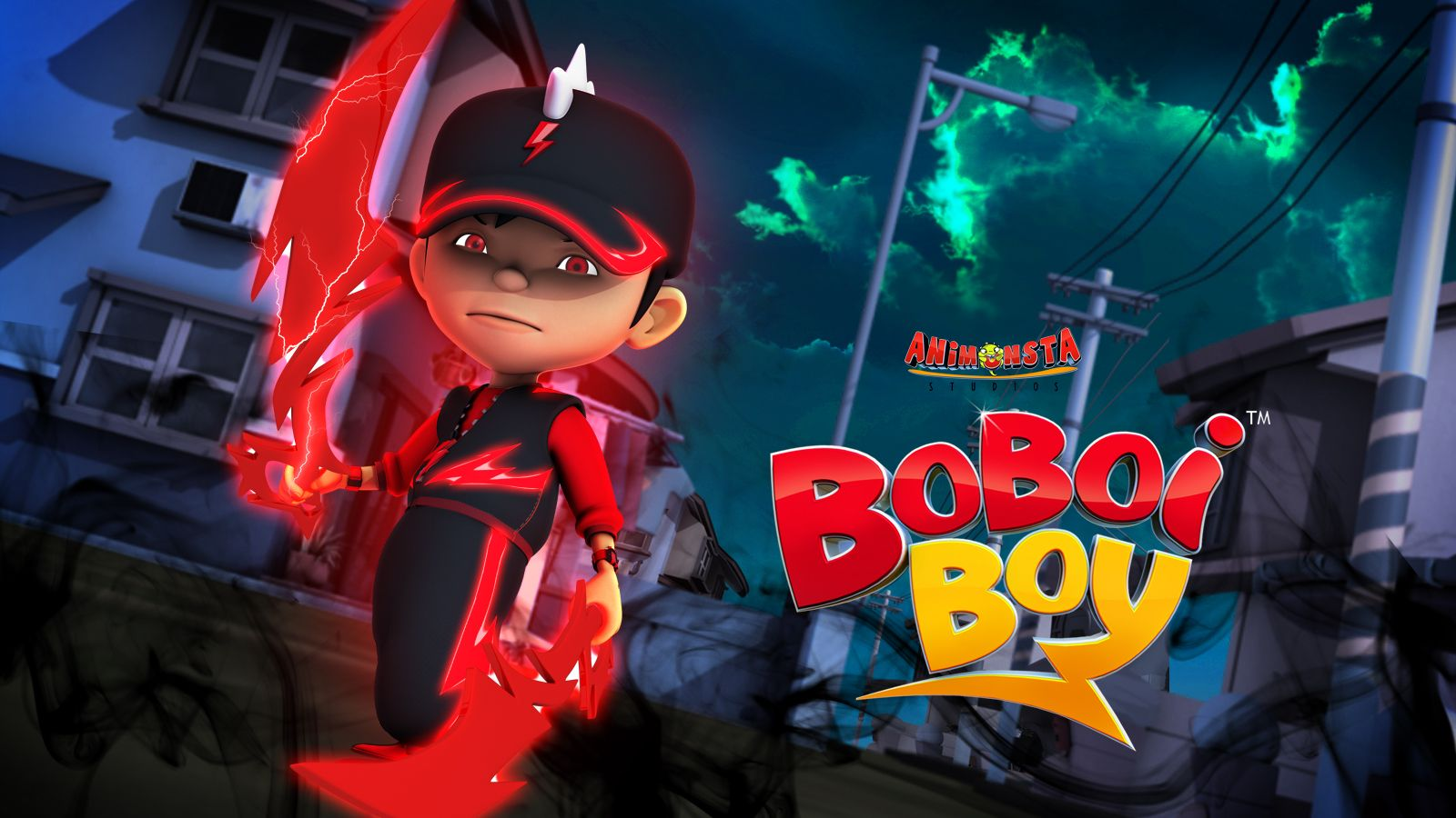 32 Gambar Boboiboy Galaxy The Movie 2 Film animasi