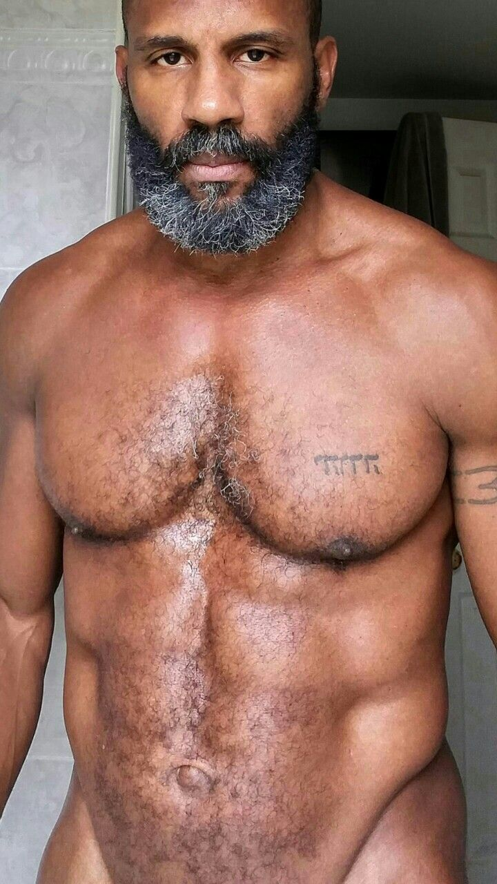 old man nude photo