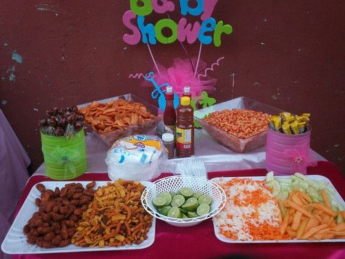 snacks para baby shower buscar con google baby shower pinterest