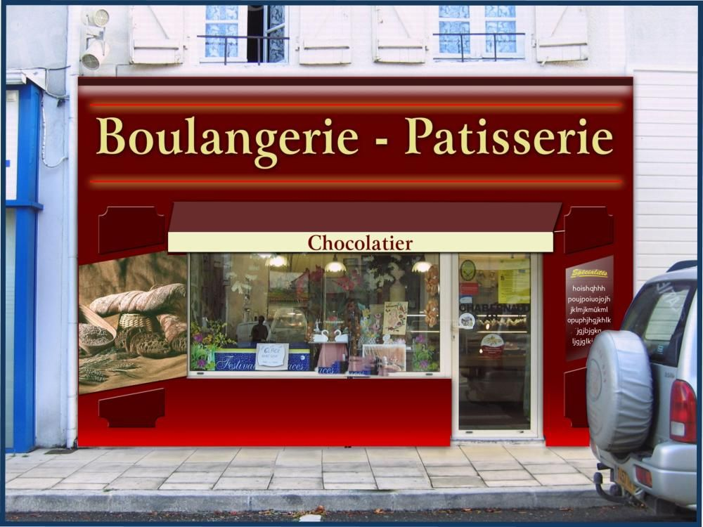 façade boulangerie moderne , Hledat Googlem