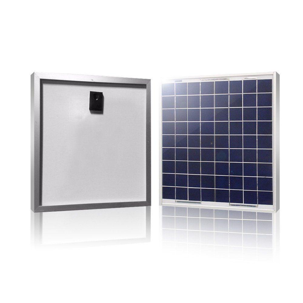 Acopower 15watt 15w Polycrystalline Photovoltaic Pv Solar Panel Module 12v Battery Charging High Modules Con Solar Energy Panels Diy Solar Panel Solar Panels