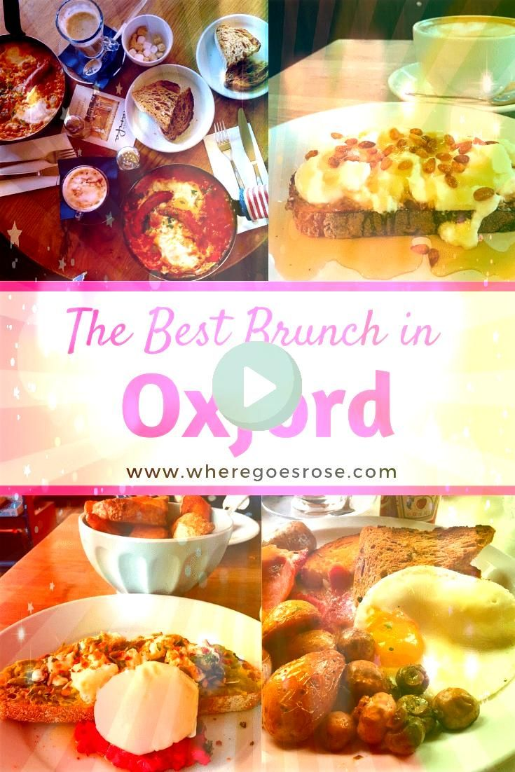 Brunch in Oxford Where to find the best brunch in Oxford including breakfast cafes and restaurantsWhere to find the best brunch in Oxford including breakfast cafes and re...