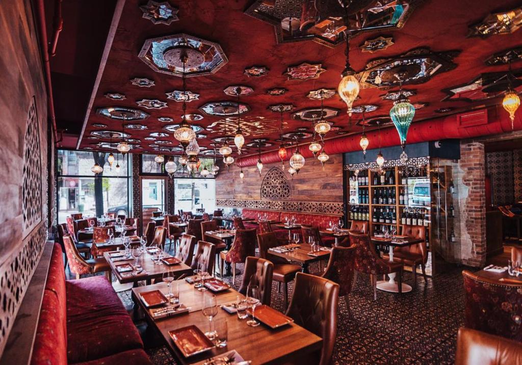 Restaurant Profile Damas Serious Syrian Cuisine Restaurant