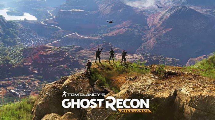 Ghost recon 2016 скачать торрент
