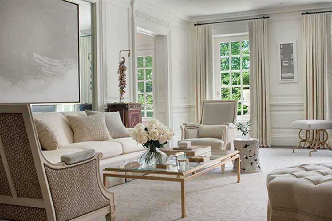 10 Amazing Classic American Home Interior Ideas That You May Apply To Your Home Decor It S Dekorasi Rumah Desain Rumah Rumah