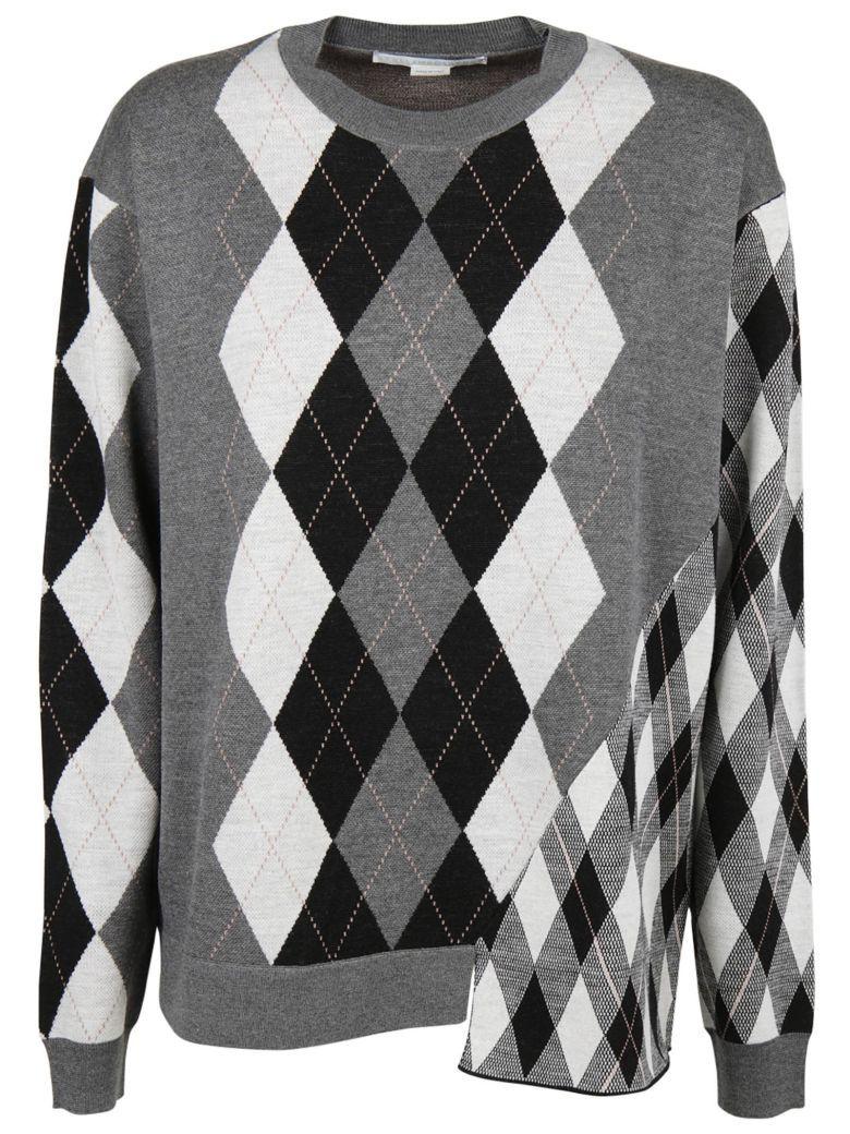 46adde402 STELLA MCCARTNEY Stella Mccartney Mixed Argyle Sweater ...