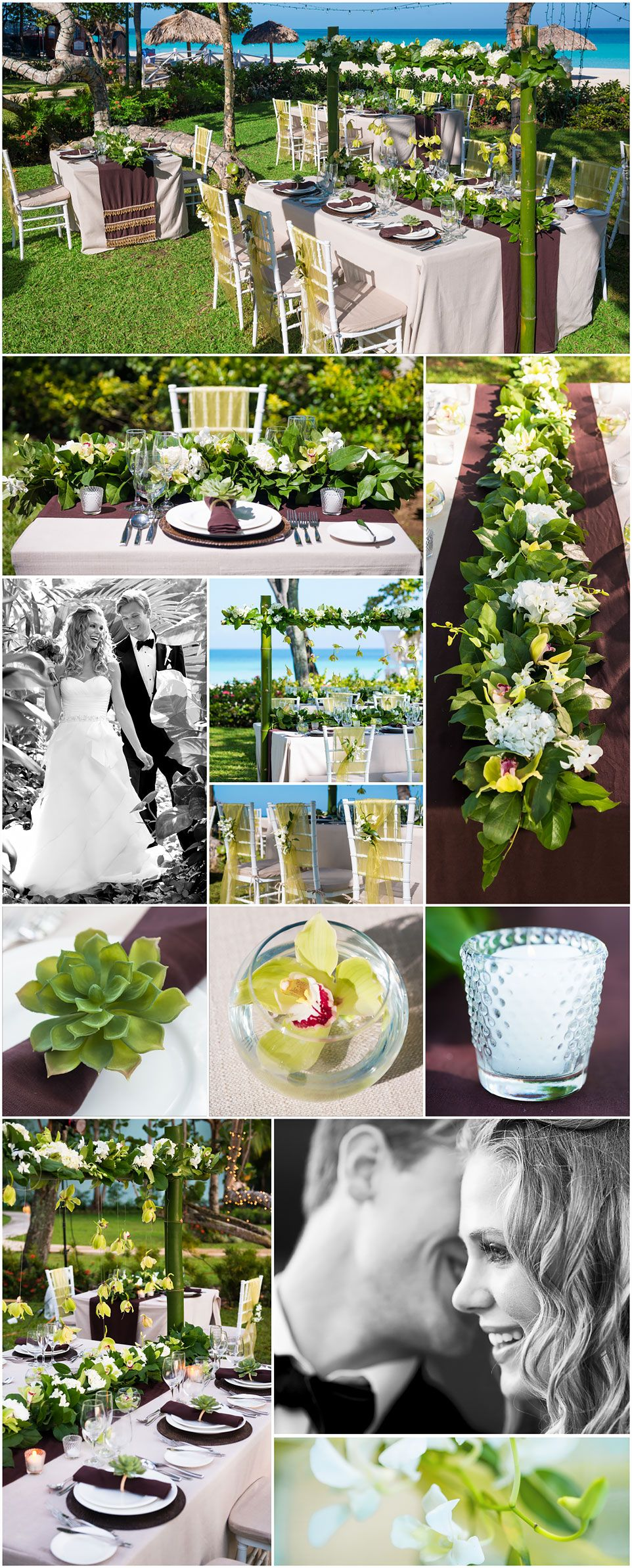 58bfdb115aaaf Pin by Sandals Resorts Weddings on Inspiration  Island Chic ...