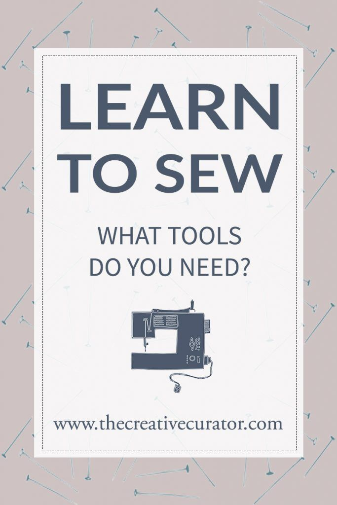 Learn Sewing - Getting started with   Libros de costura, Libros y ...