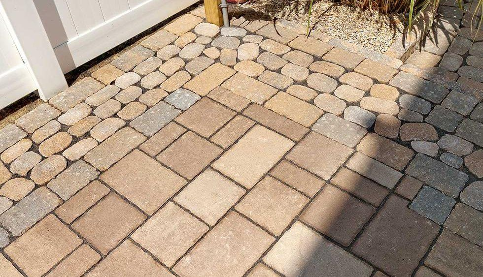Mista Collection Landscaping Products Supplier Techo Bloc Pavers Stone Texture Landscape Pavers