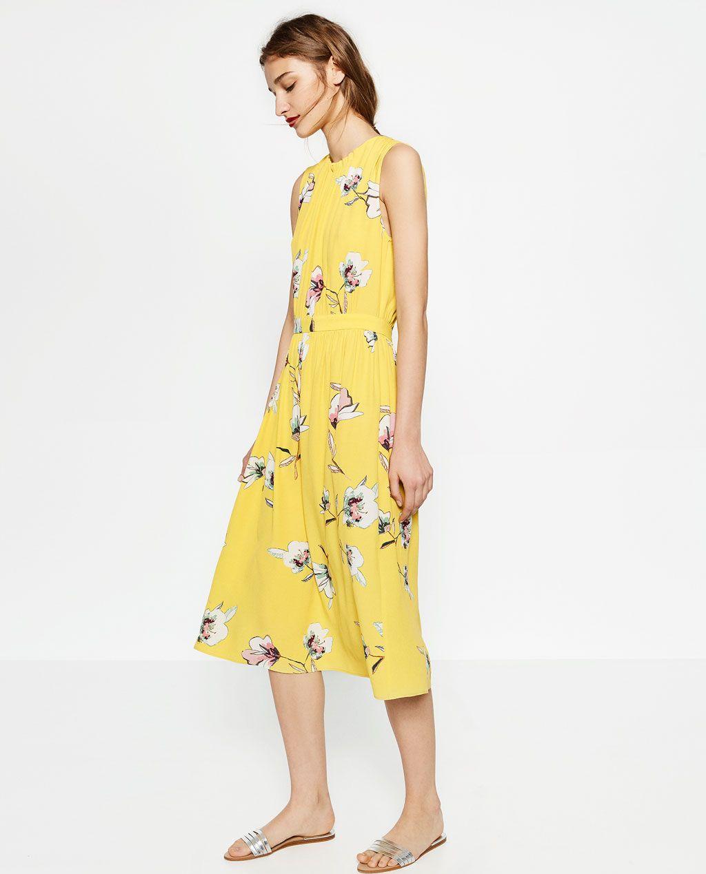 e4f7bc83c23 MULTICOLOURED STRIPED DRESS-View All-DRESSES-WOMAN | ZARA United States