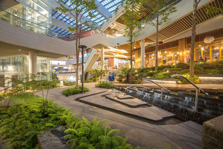 Gallery of Mega Foodwalk Landscape / Landscape Collaboration - 5 ...