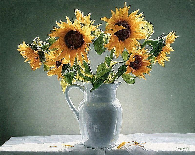 Фото открытки своими руками с цветами