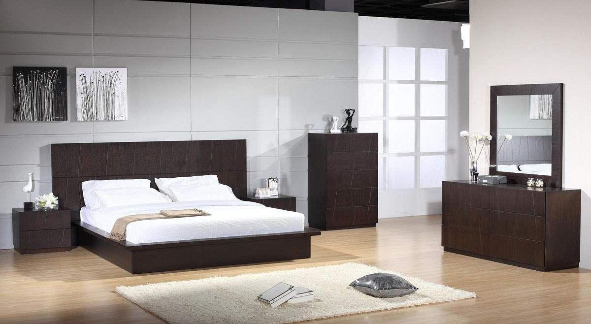 breathtaking moshir furniture. Bedrooms  Modern Large Space Bedroom Design Inspiration With Stylish Dark Brown Wood Platform Bed On