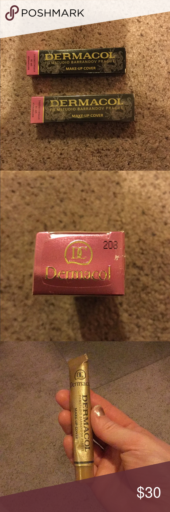 DERMACOL Makeup Cover 208 NWT Dermacol make up cover