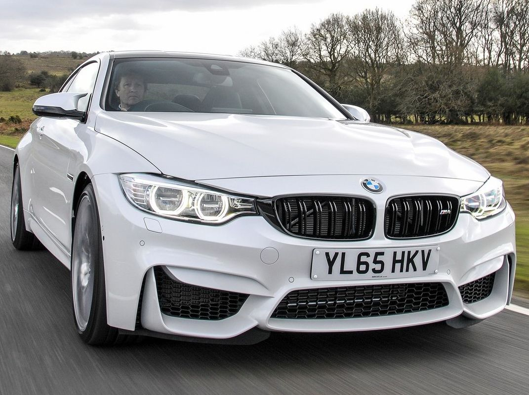 BMW M4 F82 Competition Package
