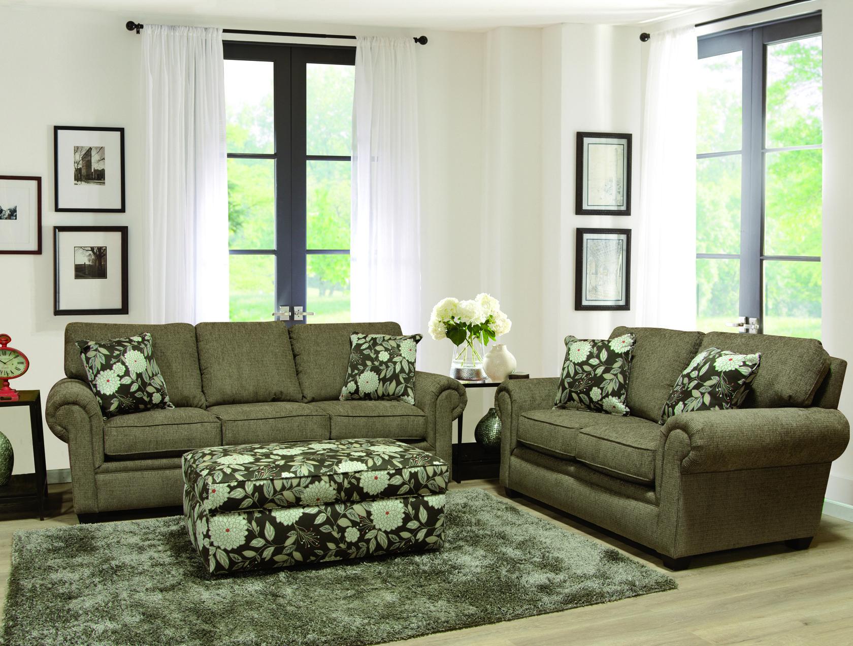 England Furniture 2255, 2256, 240081 in Cherry Pie Steele