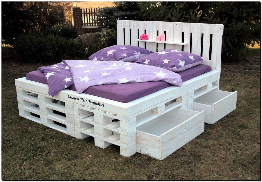 Learn about DIY Pallet Projects #palletart #palletlife #recyceltepaletten