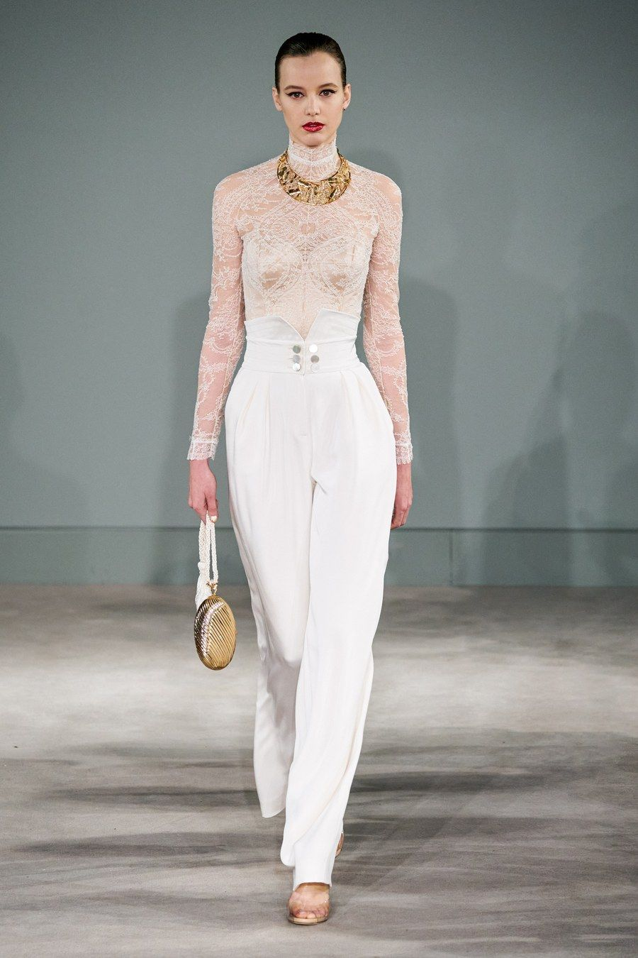 Alexis Mabille Spring 20 Couture Fashion Show   Couture fashion ...