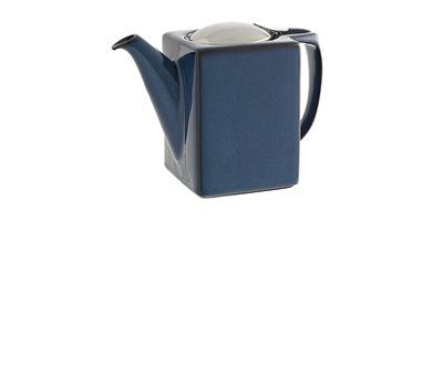 """Had to create a new board just for tea things.  Had to.  Check out this very square Japanese tea pot.  Remember what Huey said?  """"It's hip to be square."""""""