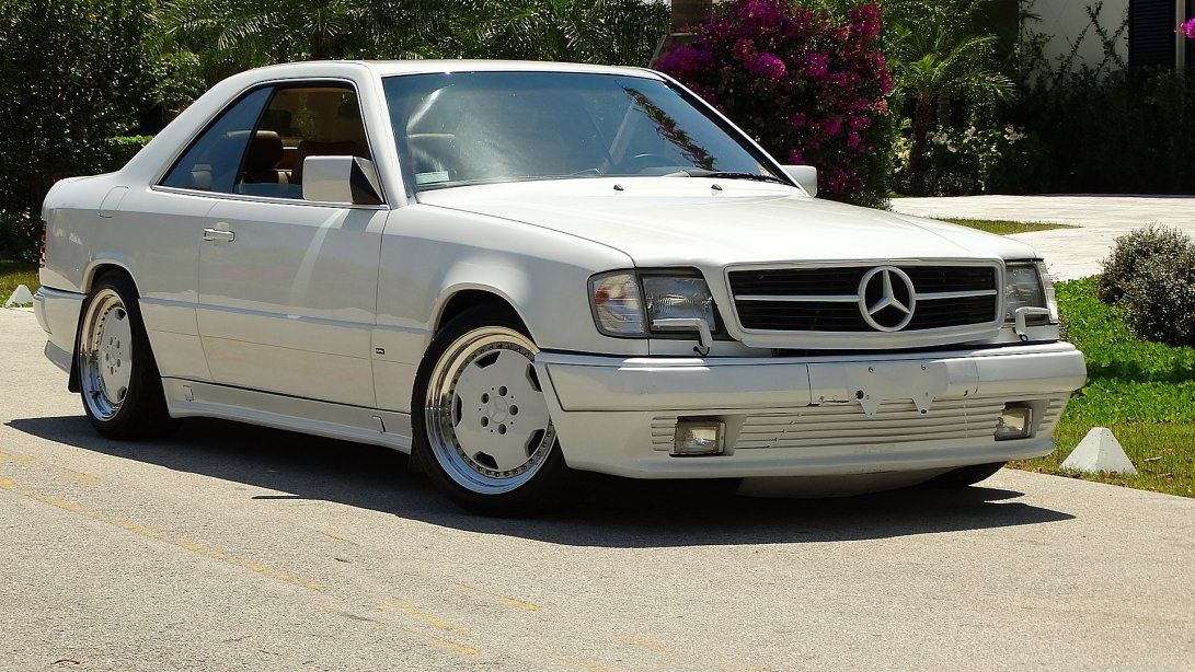 Mercedes Benz 300ce Mosselman Twin Turbo Twin Turbo And