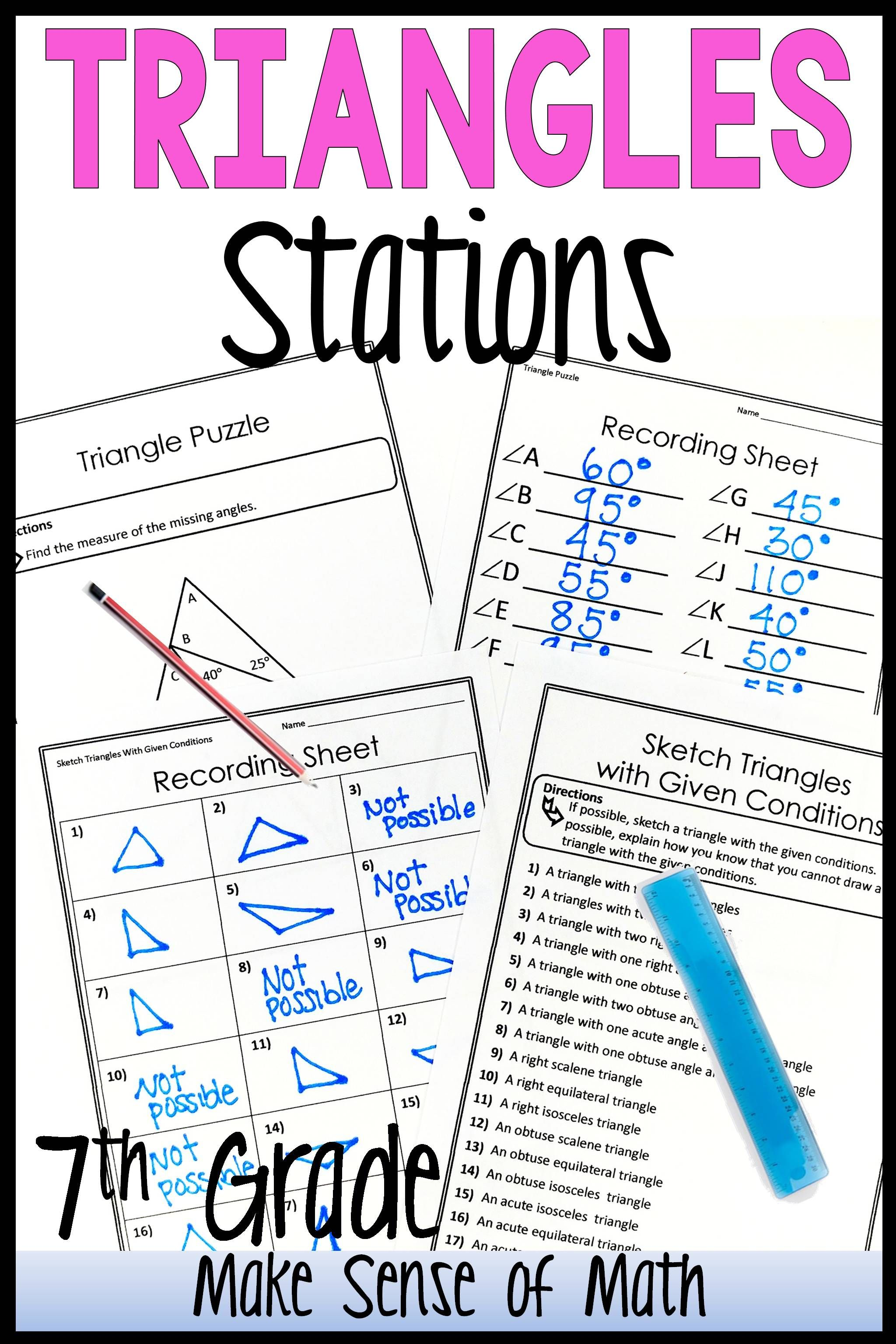 Triangles Stations