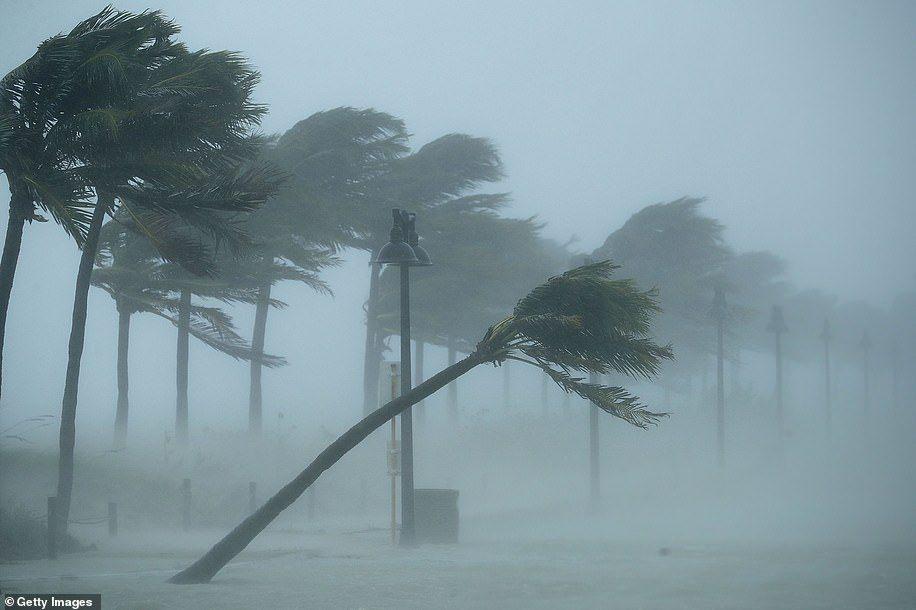 States Of Emergencies Declared In Georgia And The Carolinas Florida East Coast Indian Shores Hurricane