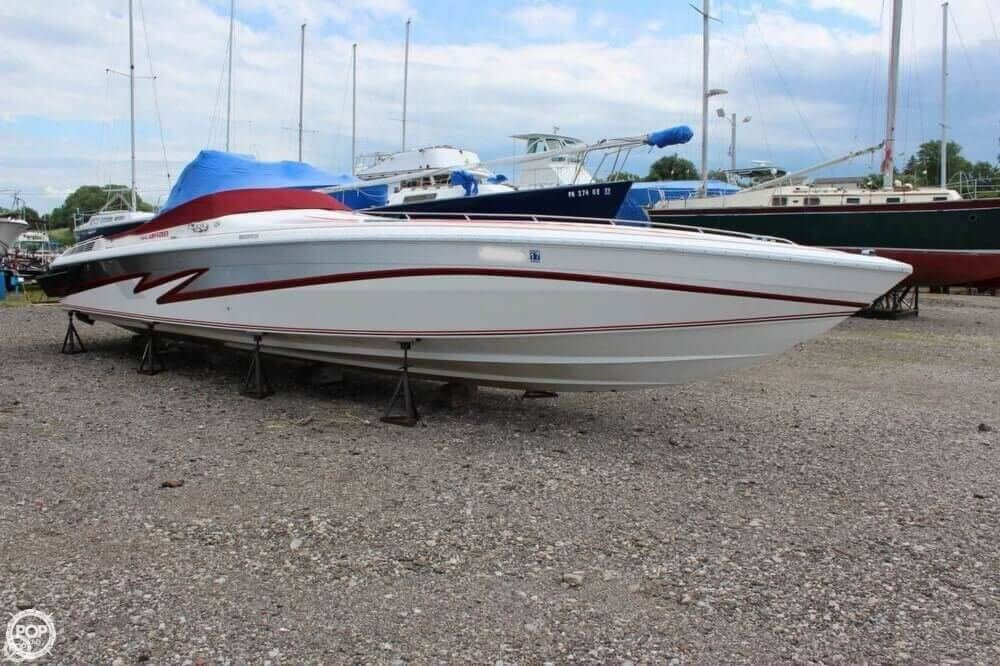 1992 scarab 38c 1 high performance boat boats for