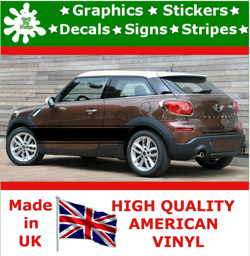 Car design sticker stripes - Stripe Car Design The Vinyl Quality American Vinyl Oracal Self Adhesive Gloss Vinyl Graphic 2 X Large Side Racing Your Car Before You Order It