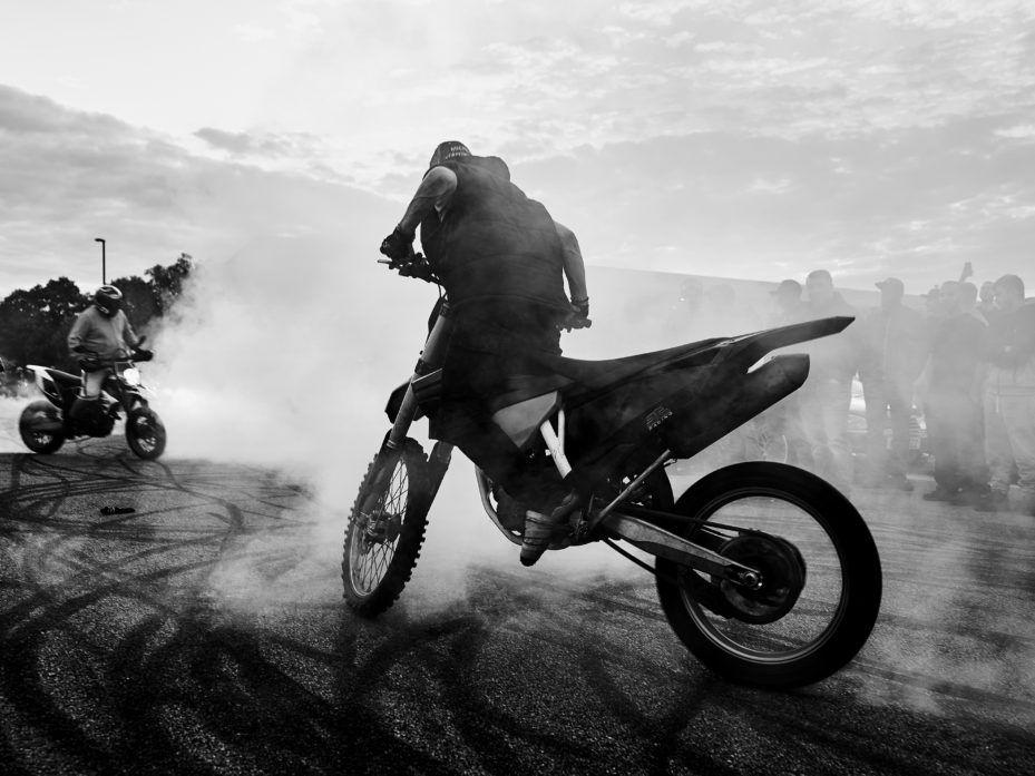 Inside London S Daredevil Biker Community With Images Race