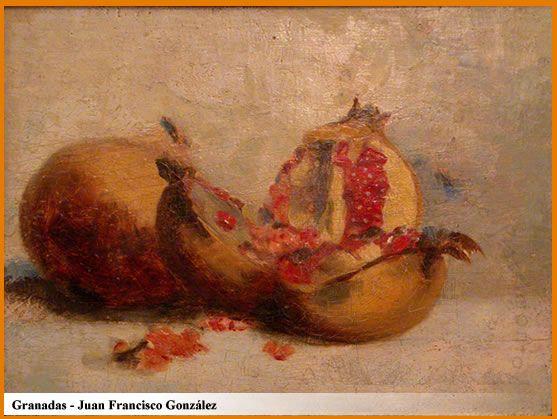 Juan Francisco González, Granadas
