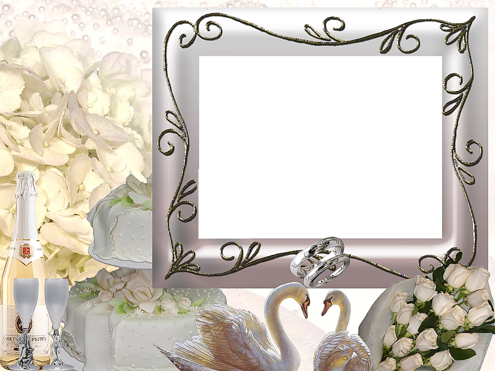 Wedding Frames For Photo