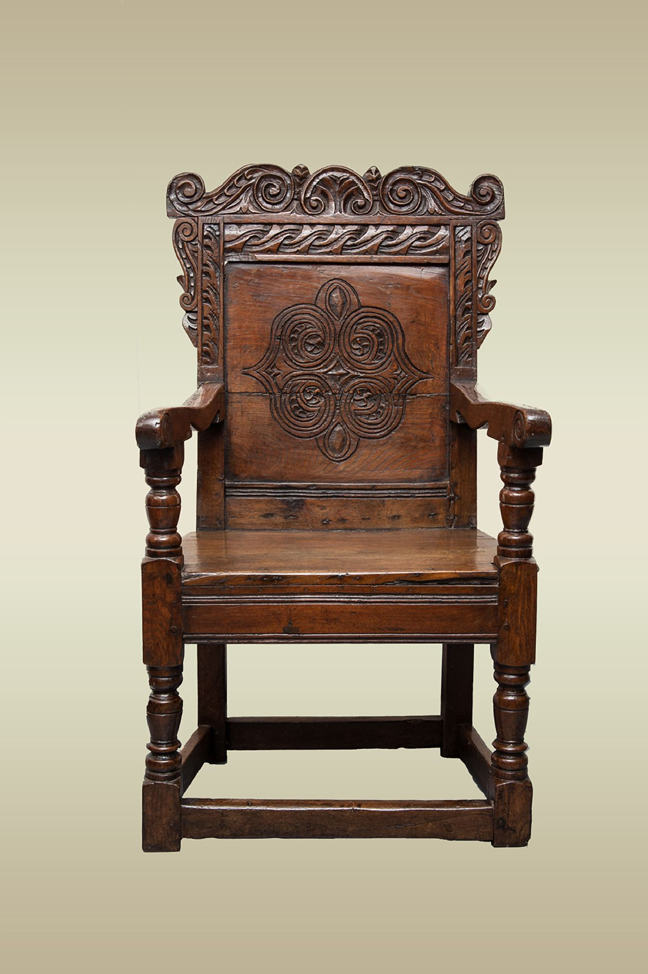 Mahogany antique furniture 2 best images collections hd for gadget - 17th Century Wainscot Chair Circa 1640 Somerset Marhamchurch Antiques