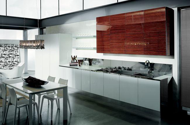 16 Contemporary Kitchen Designs U2013 Contempora Kitchens By Aster Cucine : 16  Modern Kitchen Designs Contempora Kitchens By Aster Cucine With White Wau2026