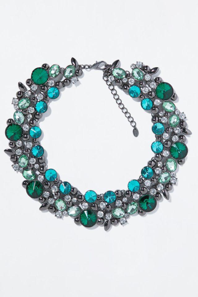 Zara 2014, collar