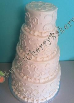 Vegan Wedding Cake In Raleigh Nc Custom And Unique