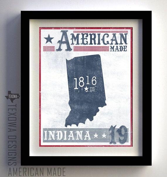 Pin On U S States