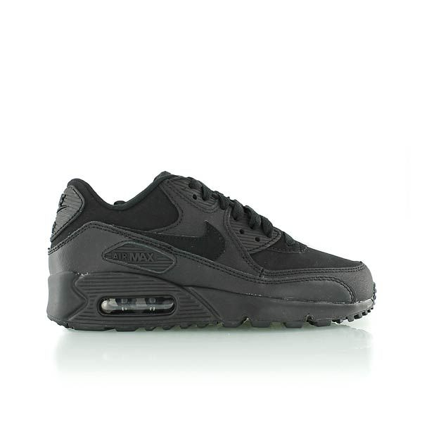 nike KIDS AIR MAX 90 GS black/dark grey