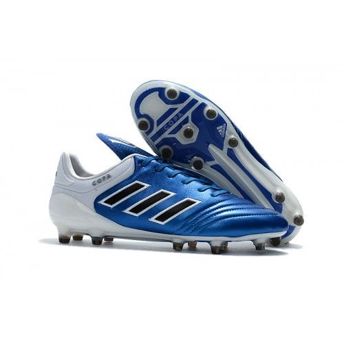 purchase cheap f75d3 c6620 2017 Adidas Copa 17.1 FG Botas De Futbol Azul Blanco
