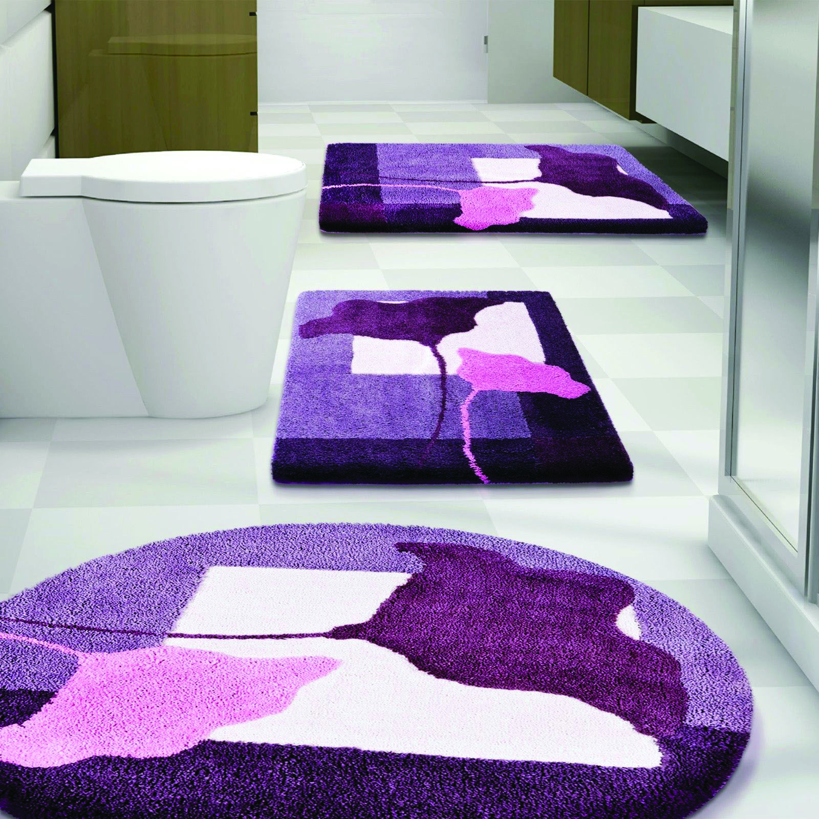 Sorts Of Washroom Rugs You Ought To Know Bathroom Rugs Purple