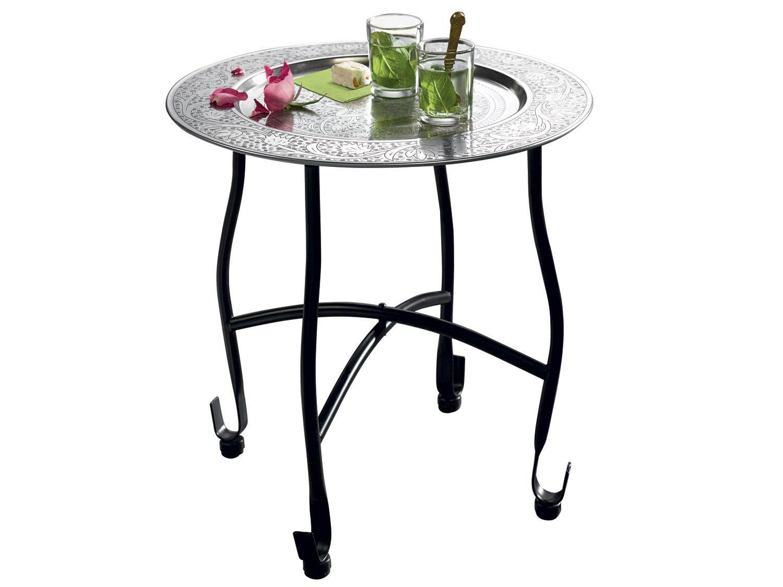 Small Tea Table Via Lidl