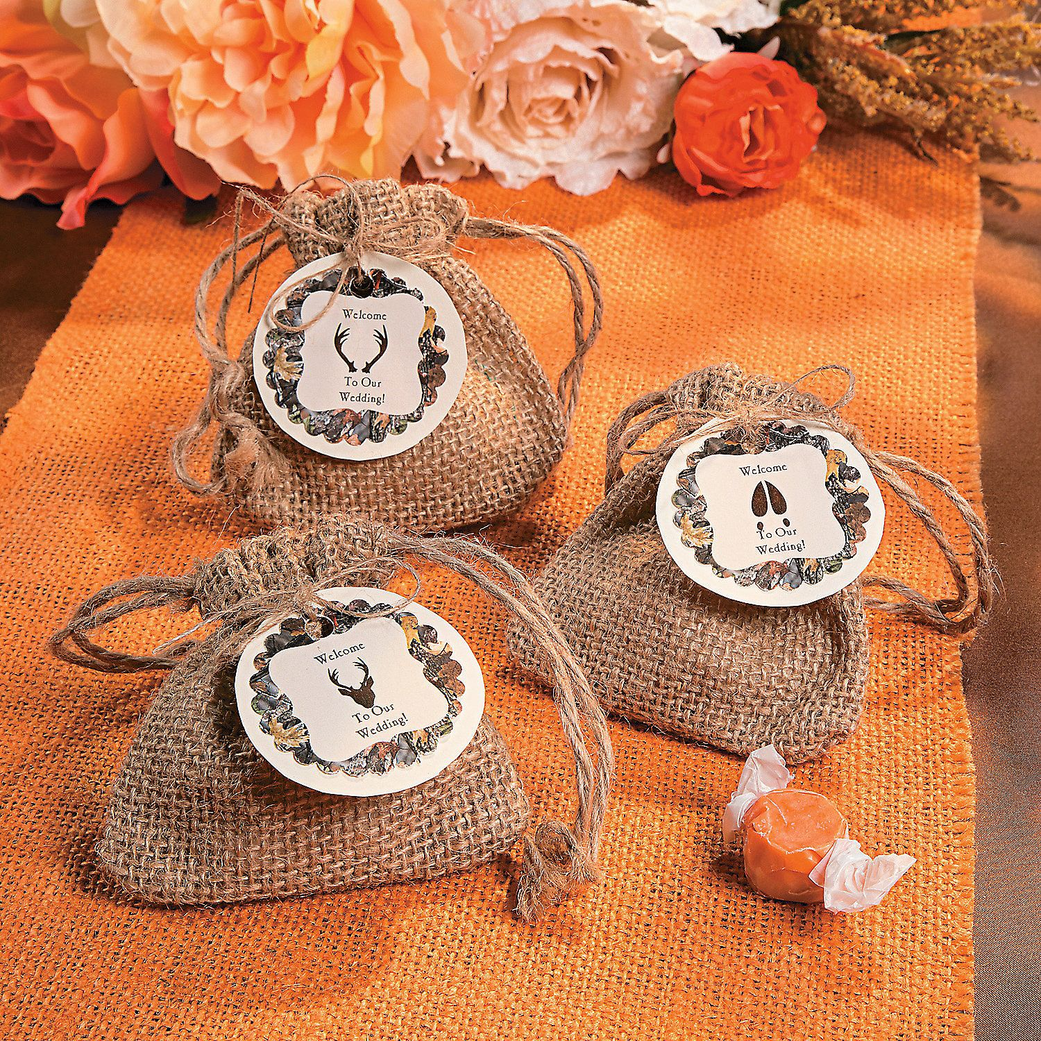 Wedding Party Favor Ideas: The Hunt Is Over Wedding Printables