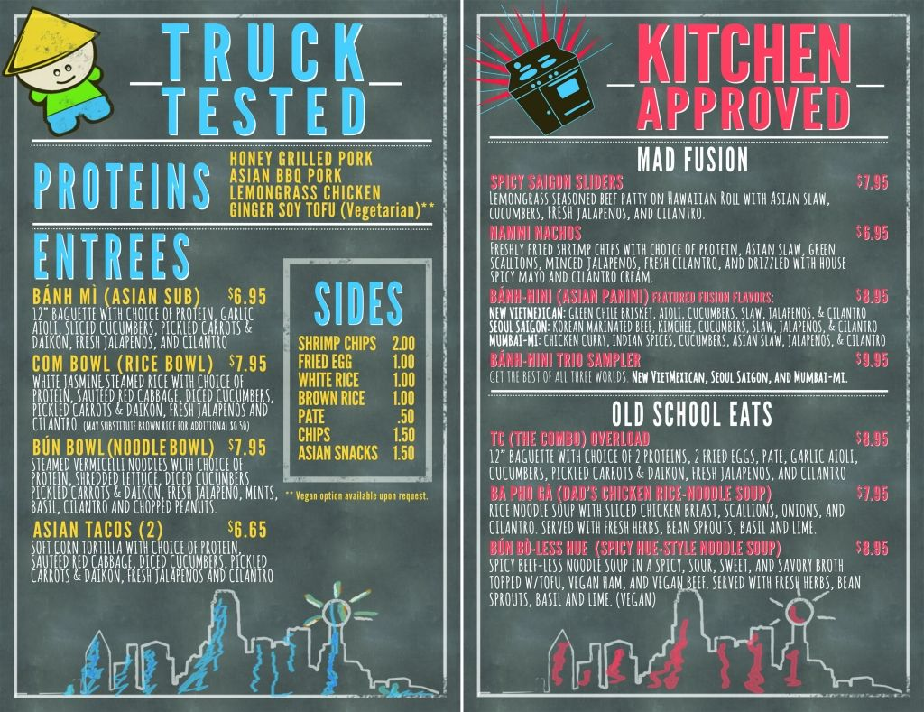 Setting Menu Pricing For The Products You From Your Food Truck Is One Of