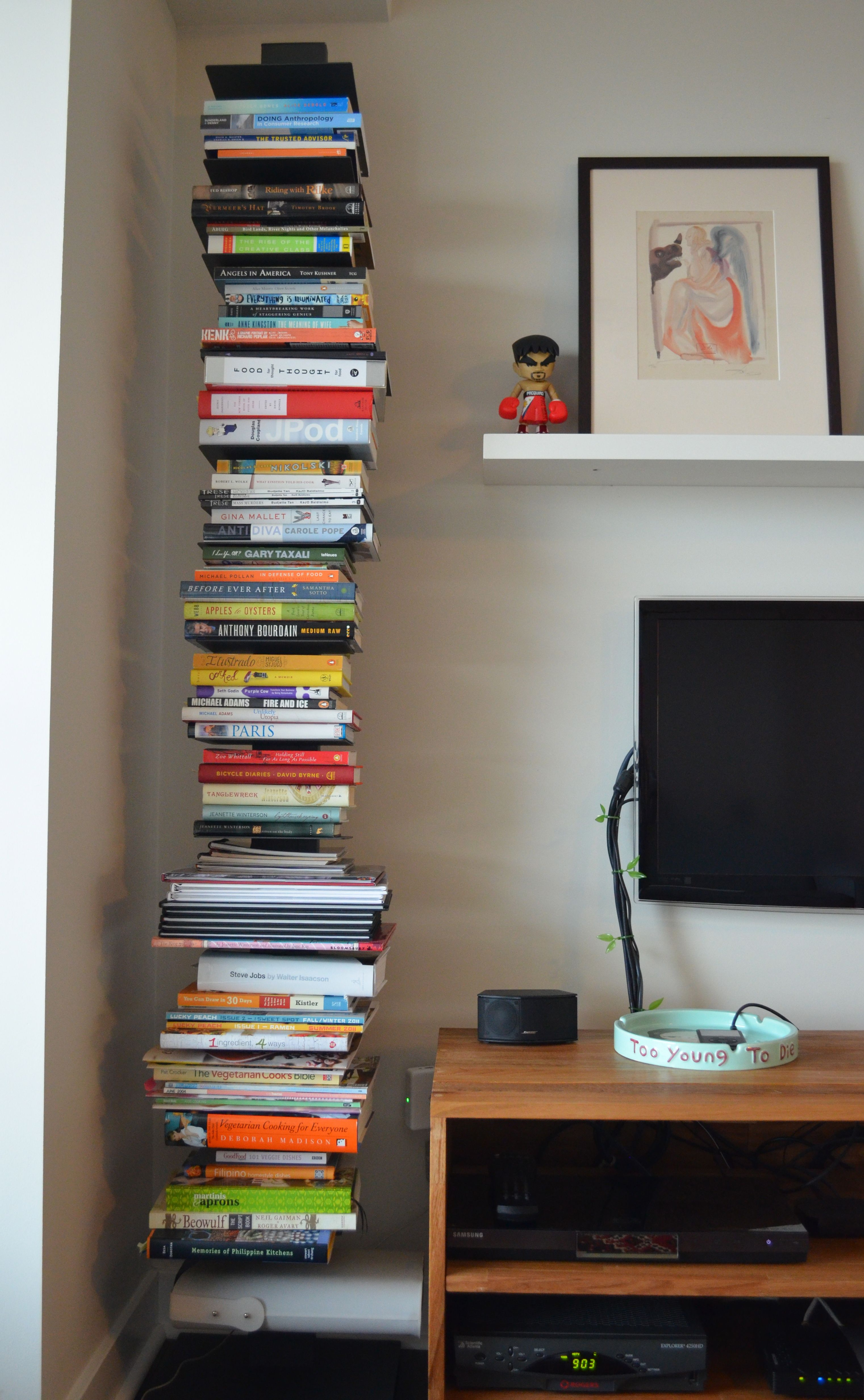 Sapiens Book Tower Not Enough