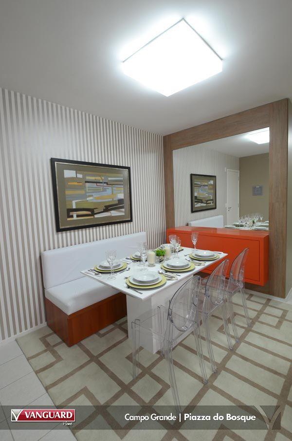 Sala De Jantar Com Canto Alemao Decorar Cozinha Home E Cozinha