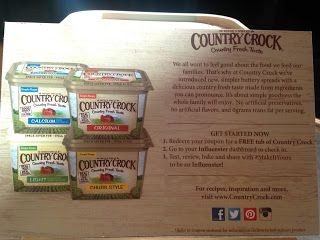 Blogging Mama: Country Crock Campaign - VoxBox Review & Unboxing