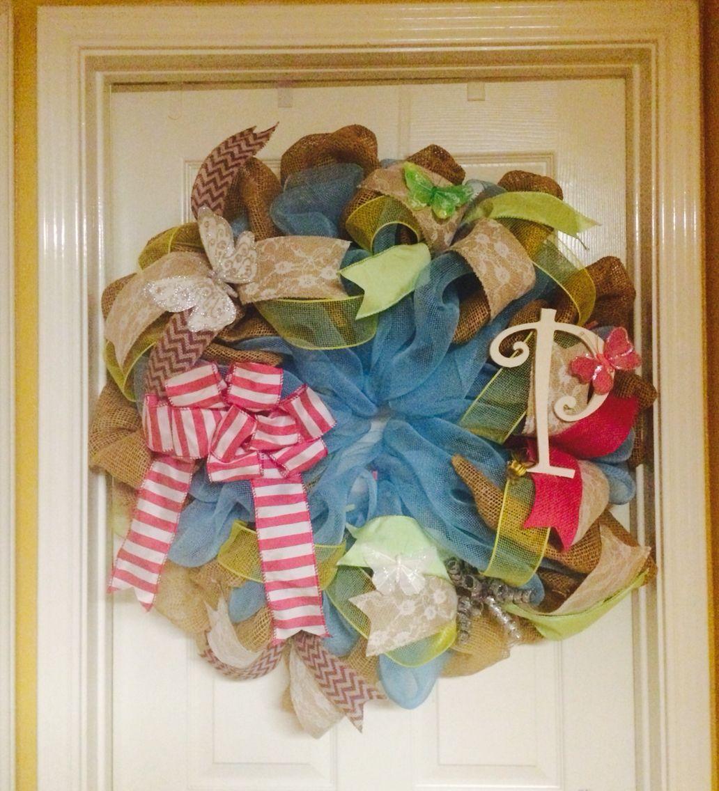 Spring an summer wreaths