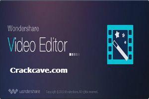 Wondershare video Editor 5 1 Serial key Crack | Softwares